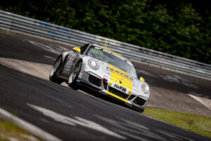 Porsche 991 Carrera BLACK FALCON Team TEXTAR NLS 2020