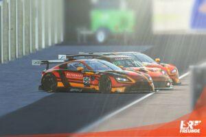 LSR-Team #getquu Zandvoort SRC GT3 DWC 2020