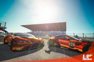 LSR-Team #getquu Zandvoort 2020 SRC GT3 DWC