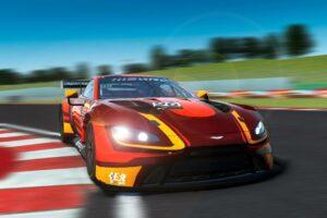 LSR-Team #getquu Aston Martin GT3 #96