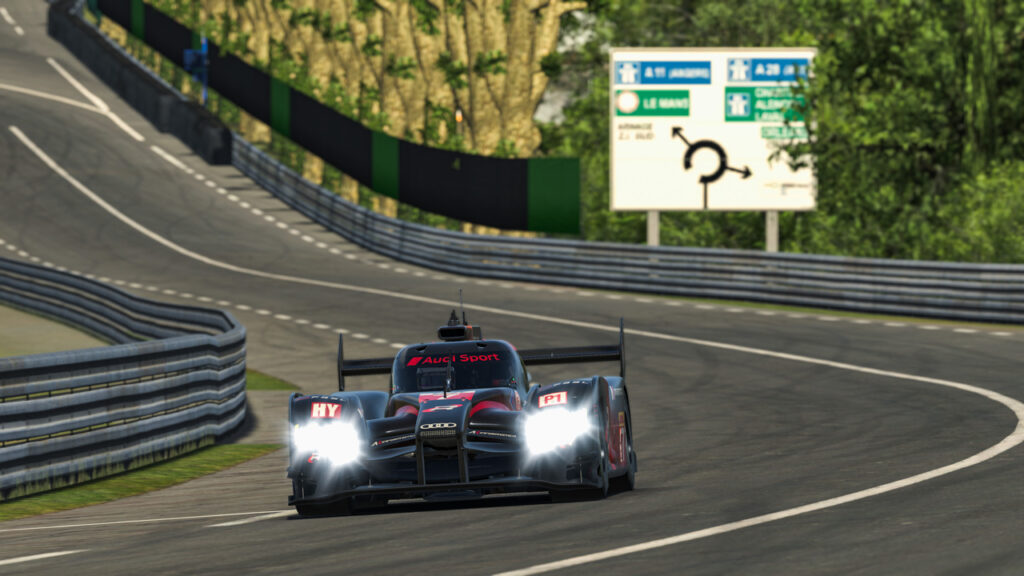 iRacing 24h Le Mans 2020