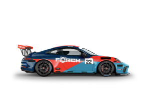 Förch Racing Porsche Carrera Cup Deutschland 2020 #22