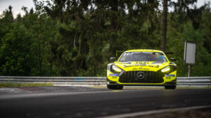GetSpeed Mercedes AMG GT3 NLS 2020