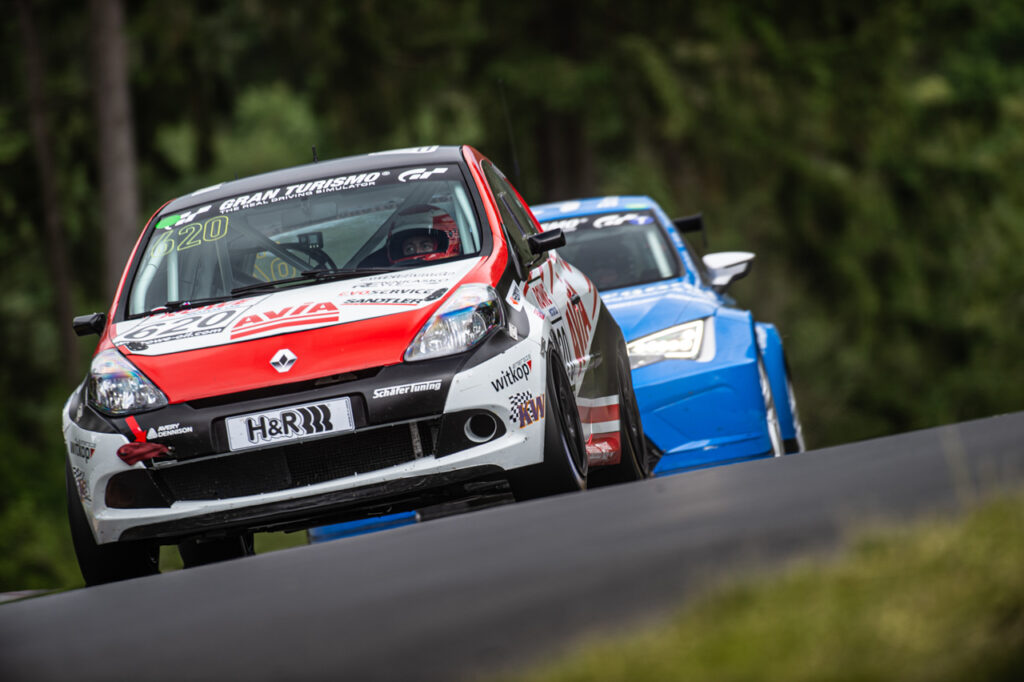 AVIA racing Renault Clio RS NLS 2020
