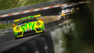 Manthey-Racing Porsche 911 GT3 R NLS 2020