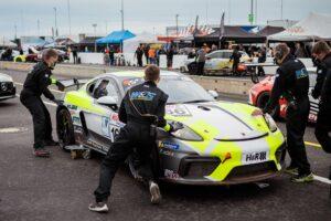 W&S Motorsport Porsche Cayman 718 GT4 NLS 2020