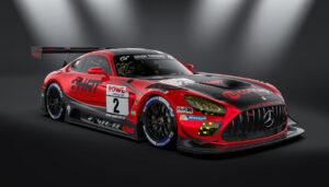 HRT Haupt Racing Team Mercedes AMG GT3 2020