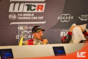 FIA WTCR Benni Leuchter N24h 2019