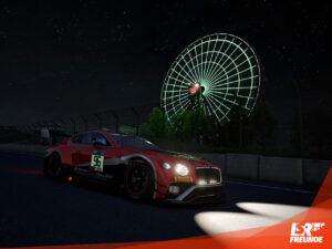 LSR-Team #getquu Bentley Continental GT3 #96 Suzuka 6h 2020