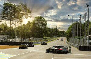 Porsche 911 RSR, Porsche Esports Team (#93), Nick Tandy (GB), Ayhancan Güven (TR), Joshua Rogers (AUS), Tommy Östgaard (N)