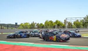 Porsche 911 GT3 Cup, Graham Carroll (GB), Startnummer 21, Porsche TAG Heuer Esports Supercup, 2020