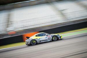 Porsche Cayman 718 GT4 W&S Motorsport NLS 2020