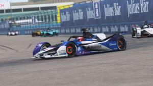 ABB Formula E Race at Home Challenge, BMW i Andretti Motorsport, BMW iFE.20, Berlin, Tempelhof, virtual, sim, Maximilian Günther.