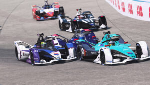 ABB Formula E Race at Home Challenge, BMW i Andretti Motorsport, BMW iFE.20, Berlin, sim, virtual, Alexander Sims.