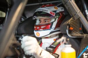Nürburgring (GER), 8th to 11th June 2020. BMW M Motorsport, DTM test days. BMW works driver Sheldon van der Linde (RSA), Shell BMW M4 DTM