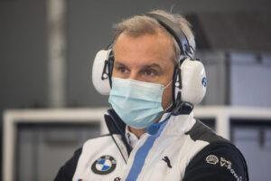 Nürburgring (GER), 8th to 11th June 2020. BMW M Motorsport, DTM test days. BMW Group Motorsport Director Jens Marquardt (GER)