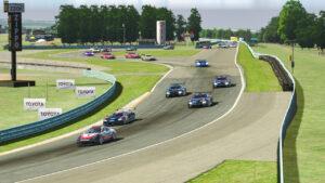 12th June 2020. IMSA iRacing Pro Series, BMW M8 GTE, Watkins Glen, virtual, sim.