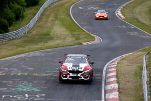 Nürburgring (GER), 27th June 2020. NLS Nürburgring, Round 1, #192 Hofor Racing by Bonk Motorsport, Michael Schrey (GER), Michael Fischer (GER), Gabriele Piana (ITA).