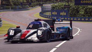 Rebellion Williams Esport virtual 24h Le Mans 2020