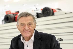 Porsche Ingenieurslegende Hans Mezger