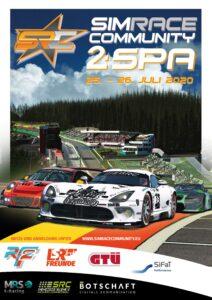 SRC GT3 DWC 24h Spa Francorchamps