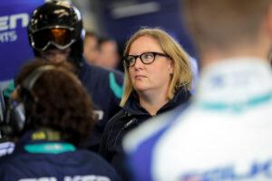 Falken Motorsports, Stefanie Olbertz