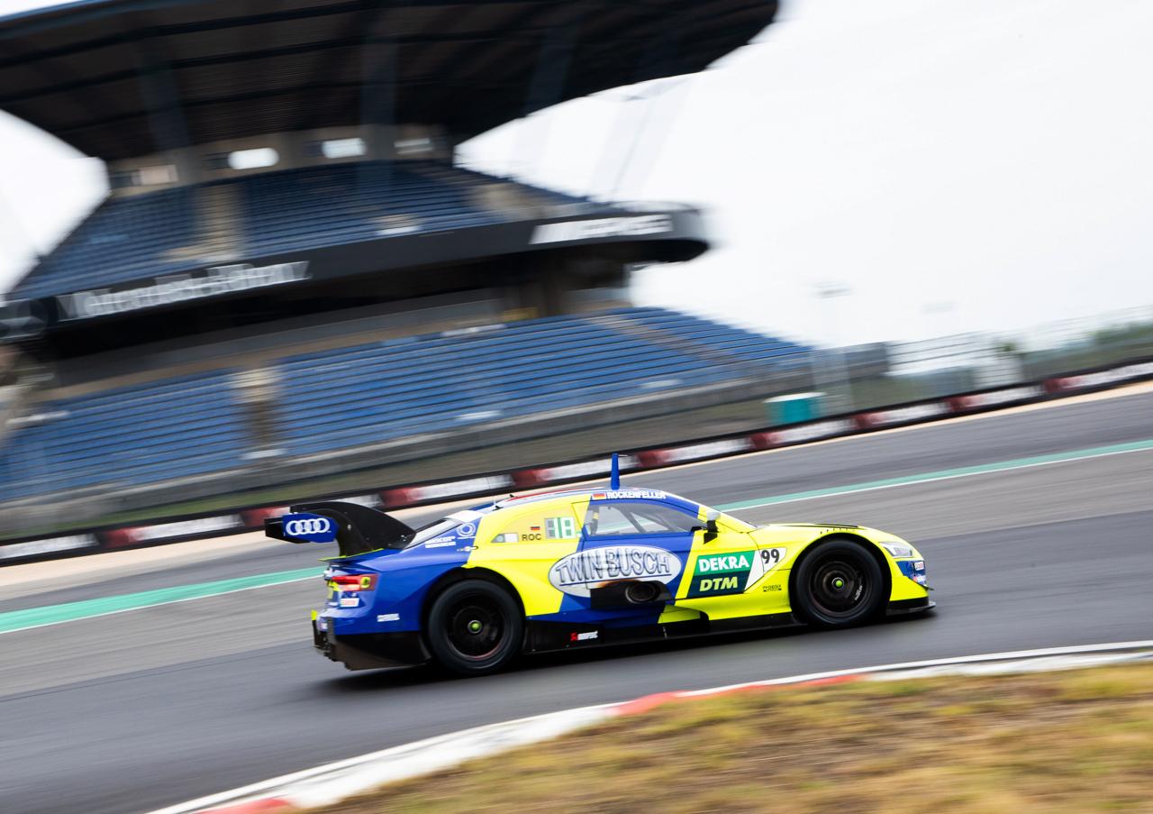 So verlief der erste DTM Testtag auf dem Nürburgring - Video und ...