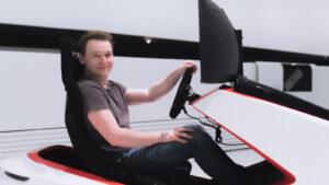 Max Benecke Porsche Simracing 2020