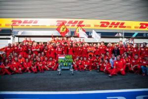 Scuderia Ferrari Formel 1 Belgian GP 2019
