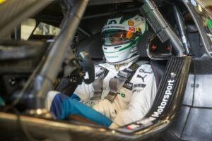 Nürburgring (GER), 8th to 11th June 2020. BMW M Motorsport, DTM test days. BMW works driver Marco Wittmann (GER), iQOO BMW M4 DTM