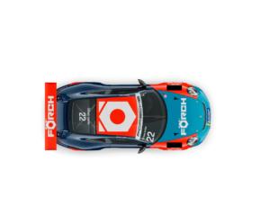 Förch Racing Porsche Carrera Cup Deutschland 2020 #22