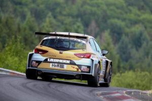 mathilda racing Seat Cupra TCR NLS 2020