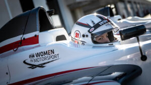 Symbolbild FIA Women in Motorsport Girls on Track