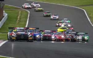 GT World Challenge Asia powered by AWS