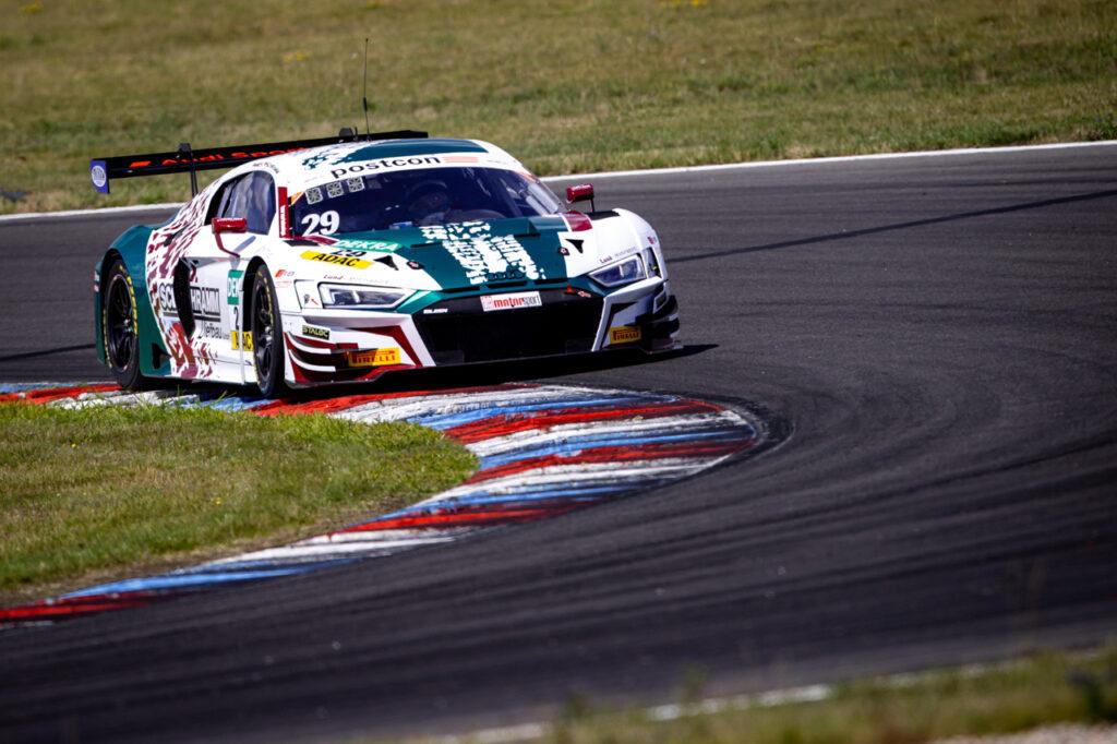 ADAC GT Masters, Testfahrten Lausitzring 2020