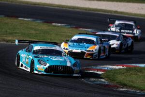 ADAC GT Masters, Testfahrten Lausitzring 2020 - Foto: Gruppe C Photography; #22 Mercedes-AMG GT3, Toksport WRT: Luca Stolz, Maro Engel