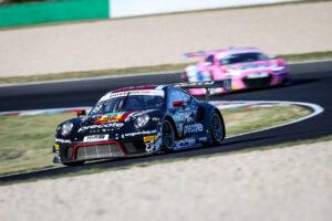 ADAC GT Masters, 1. + 2. Rennen Lausitzring 2020 -#99 Porsche 911 GT3 R, Precote Herberth Motorsport: Robert Renauer, Sven Mueller