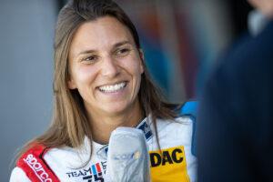 ADAC GT Masters, Testfahrten Lausitzring 2020 - Foto: Gruppe C Photography; #17 Porsche 911 GT3 R, KUES Team75 Bernhard: Simona De Silvestro