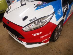 Buttler-Pal Motorsport Ford Fiesta ST RCN 2020