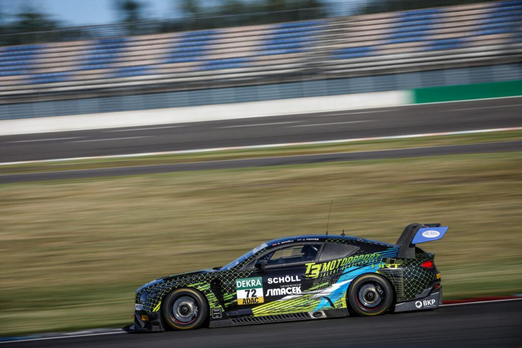 ADAC GT Masters, 1. + 2. Rennen Lausitzring 2020ADAC GT Masters, Lausitzring 2020, T3-HRT-Motorsport, Constantin Schöll, Jordan Lee Pepper
