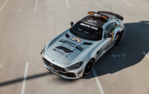 Mercedes-AMG GT R FIA Formel 1 Safety Car 2020