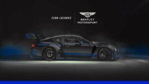Team Lazarus Bentley Continental GT3