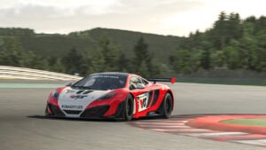 VRS Coanda Simsport #108 McLaren MP4-12C GT3 iRacing 24h Spa