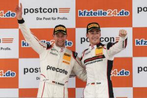 ADAC GT Masters, 3. + 4. Lauf Lausitzring 2017 - Robert Renauer und Sven Müller Herberth Motorsport
