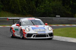 Porsche Mobil 1 Supercup, Budapest 2020  #6 Jordan Love (AUS, FACH AUTO TECH)