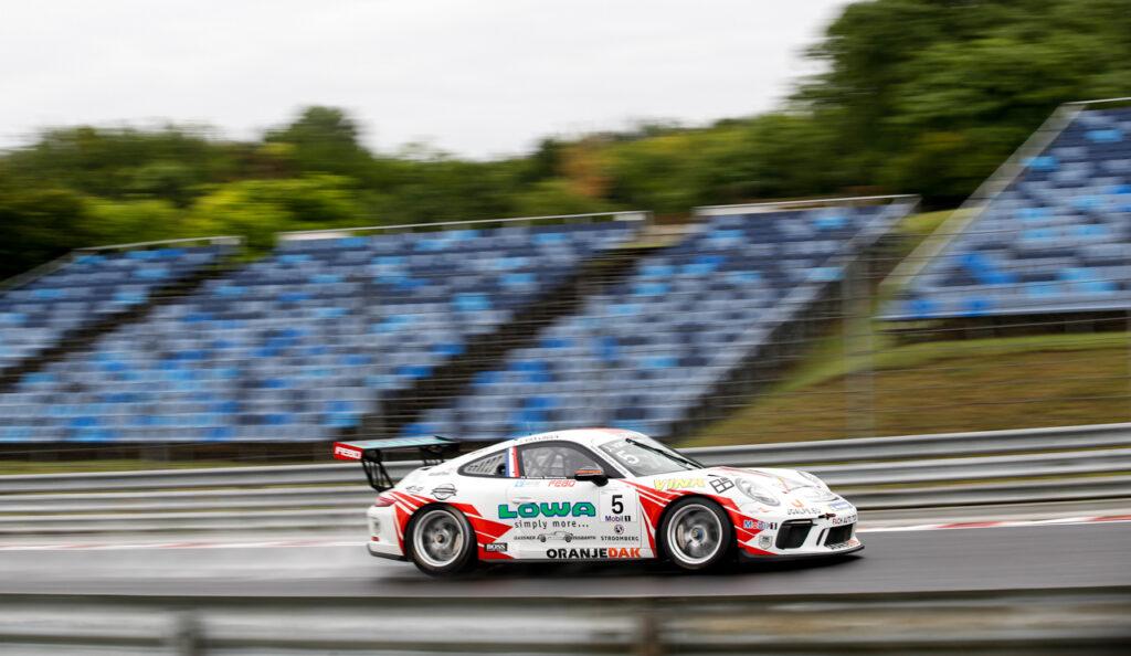 Porsche Mobil 1 Supercup, Budapest 2020 #5 Jaap van Lagen (NL, FACH AUTO TECH)
