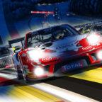 24h Spa Francorchamps 2020 Plakat 2