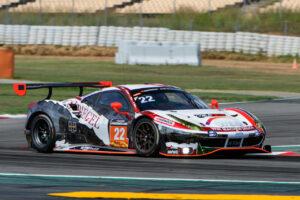 WTM Racing Wochenspiegel Ferrari 488 GT3 24h Series Creventic 2020