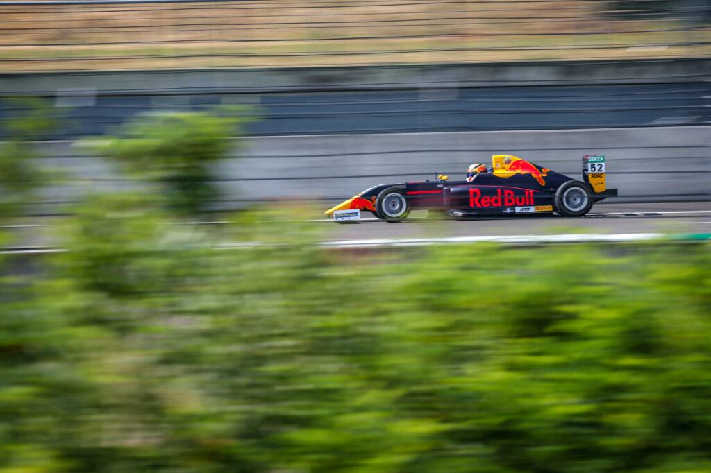 ADAC Formel 4, Testfahrten Lausitzring 2020 - Foto: Gruppe C Photography; #52 F4 Tatuus, Van Amersfoort Racing: Jak Crawford
