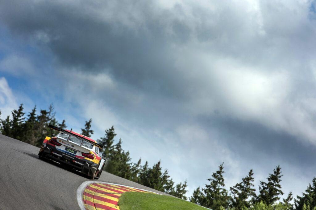 Spa (B), 9th July 2020. BMW M Motorsport, DTM test day. BMW works driver Augusto Farfus (BRA), Shell BMW M4 DTM